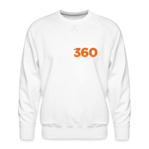 Move360 Logo LightGrey - Men's Premium Sweatshirt