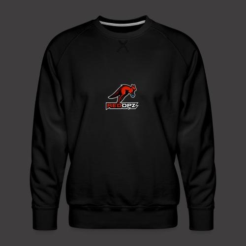 RedOpz Basic - Men's Premium Sweatshirt