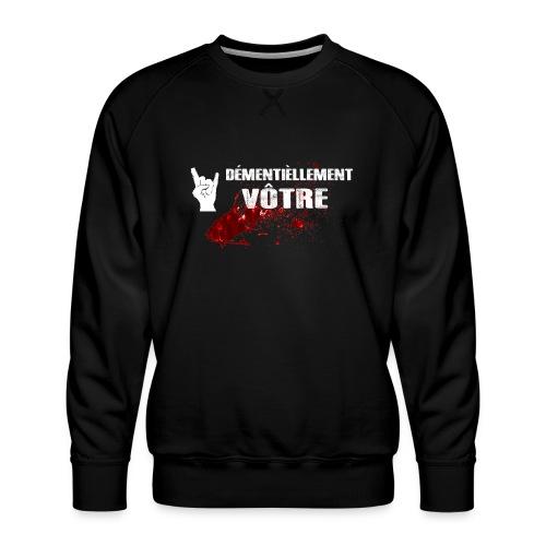 2017-LOGO-2-4000PX Long Sleeve Shirts - Men's Premium Sweatshirt