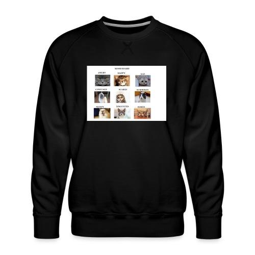MOOD BOARD - Men's Premium Sweatshirt
