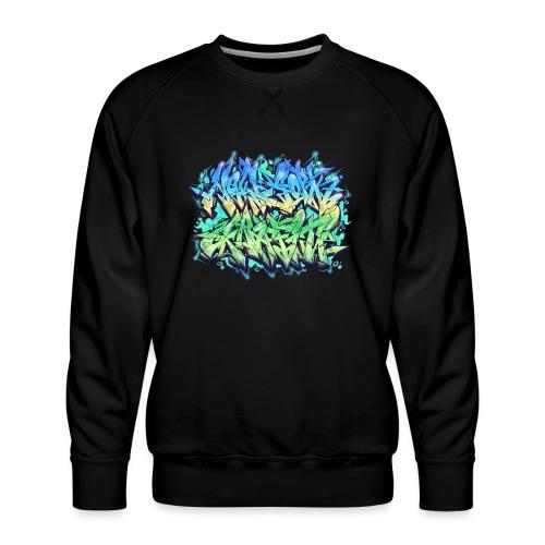 Themeaseven - NYG Design - Men's Premium Sweatshirt