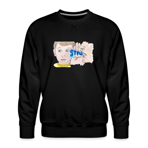 STFU - Men's Premium Sweatshirt