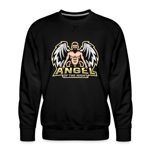 AngeloftheNight091 T-Shirt - Men's Premium Sweatshirt