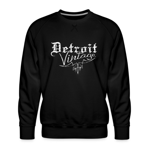 Detroit Vintage - Men's Premium Sweatshirt
