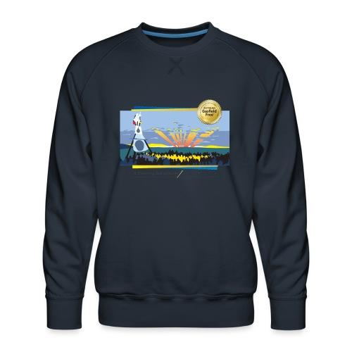 Bentley Blockade - Men's Premium Sweatshirt
