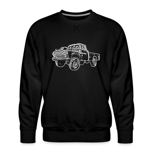 gnarlyTruck - Men's Premium Sweatshirt
