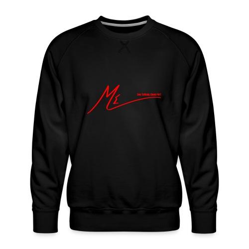 output onlinepngtools 3 - Men's Premium Sweatshirt