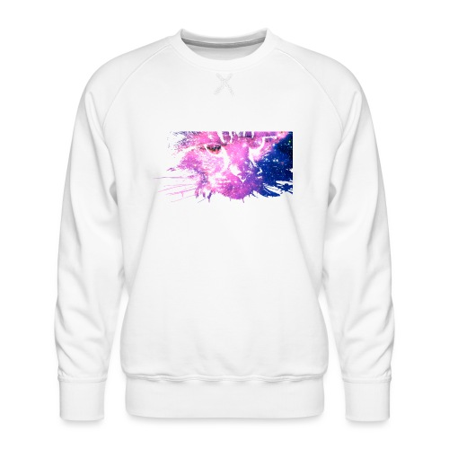 Cat Galaxy - Men's Premium Sweatshirt