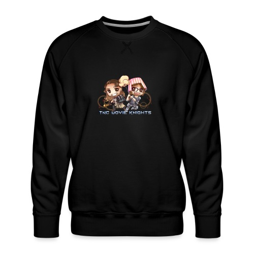 TNC Movie Knights 2 - Men's Premium Sweatshirt