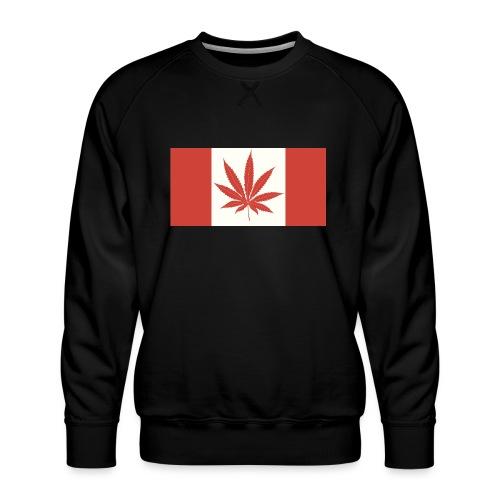 Canada 420 - Men's Premium Sweatshirt