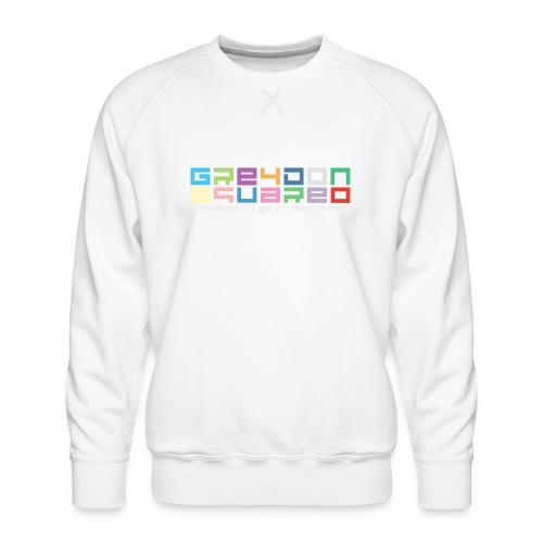 colorfulLOGO2 png - Men's Premium Sweatshirt