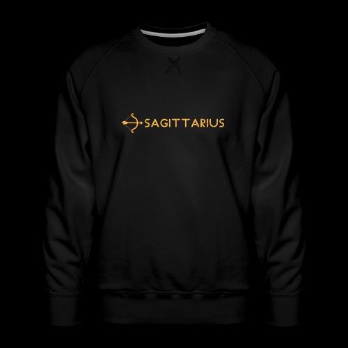 Sagittarius - Men's Premium Sweatshirt