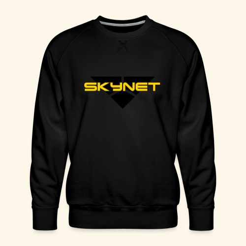 Skynet - Men's Premium Sweatshirt