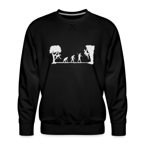 Apes Climb - Men's Premium Sweatshirt