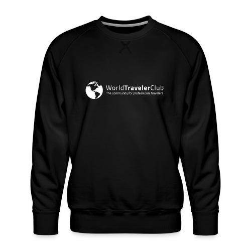 wtc logo - Men's Premium Sweatshirt