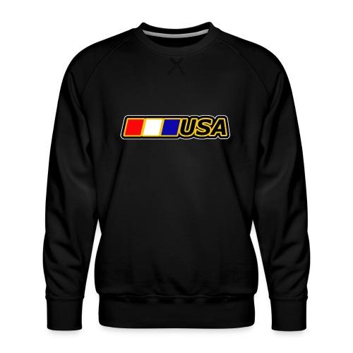 USA - Men's Premium Sweatshirt