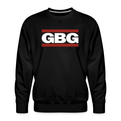 GBG Simple - Men's Premium Sweatshirt