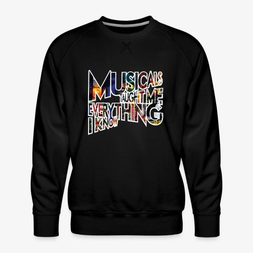 MTMEIK Broadway - Men's Premium Sweatshirt