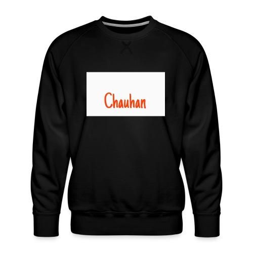 Chauhan - Men's Premium Sweatshirt