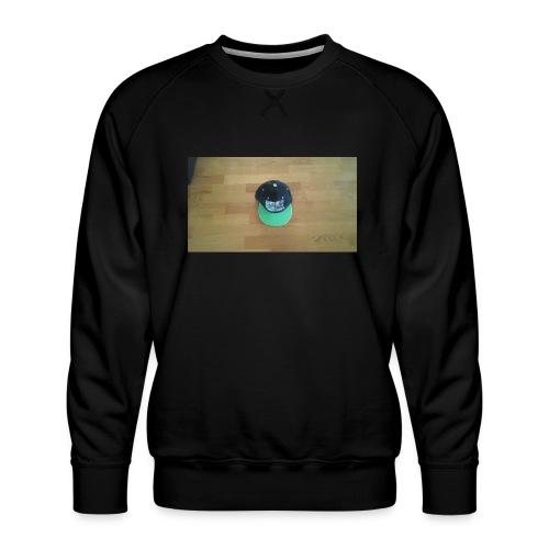 Hat boy - Men's Premium Sweatshirt