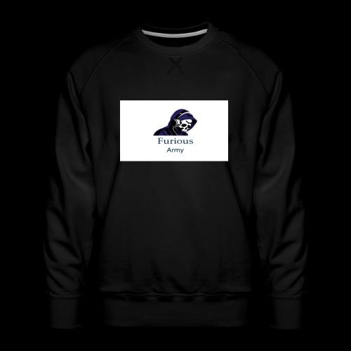 savage hoddie - Men's Premium Sweatshirt