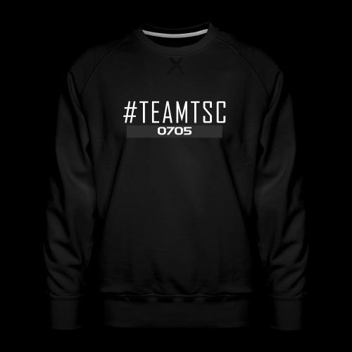TeamTSC 01b - Men's Premium Sweatshirt
