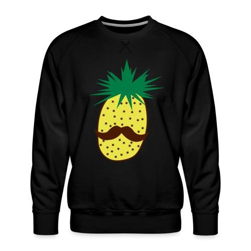 LUPI Pineapple - Men's Premium Sweatshirt