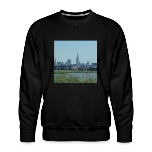 New York - Men's Premium Sweatshirt