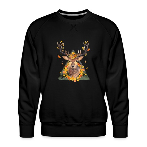 The Spirit of the Forest - Men's Premium Sweatshirt