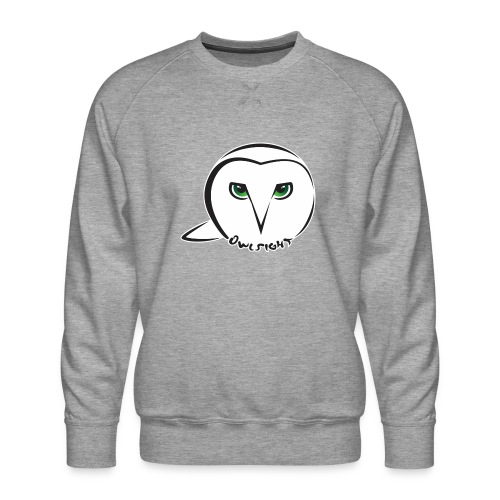 Owlsight - Men's Premium Sweatshirt