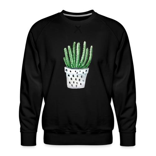 Cactus - Men's Premium Sweatshirt