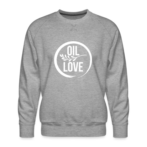 Oil Love - Men's Premium Sweatshirt