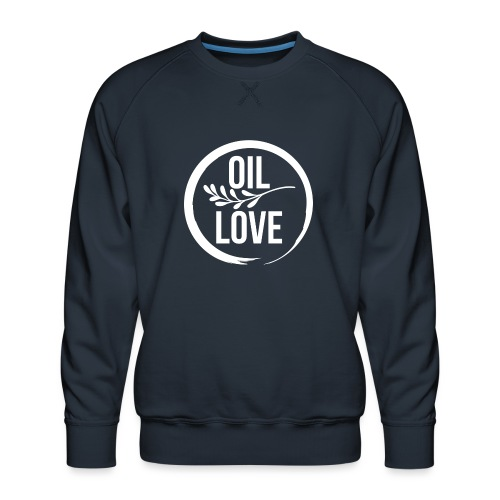 Oil Love - Men's Premium Sweatshirt