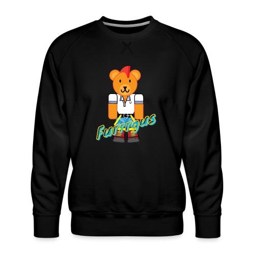 Skinhead Furrrgus - Men's Premium Sweatshirt