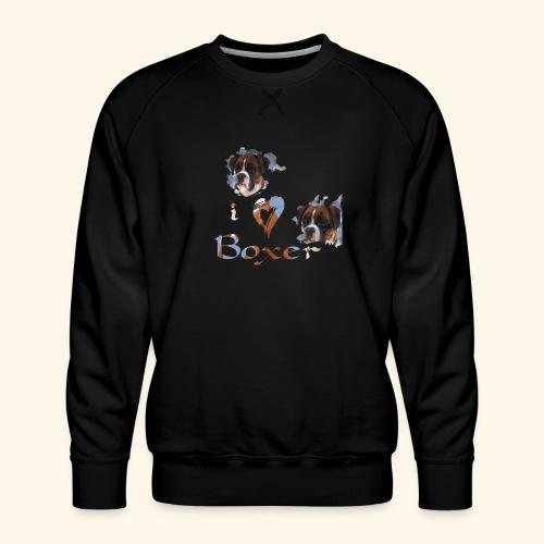 Boxer - Men's Premium Sweatshirt