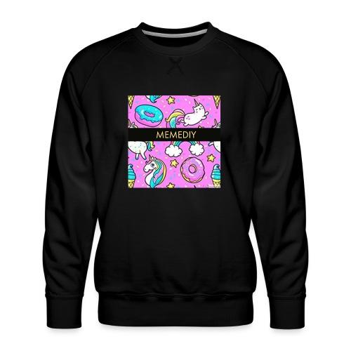 MemeDiy - Men's Premium Sweatshirt