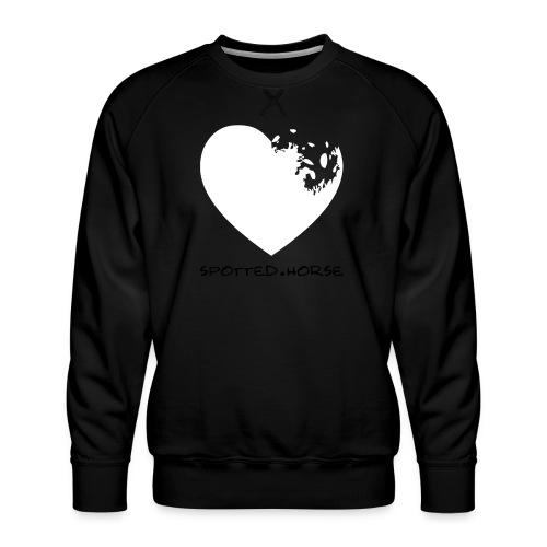 Appaloosa Heart - Men's Premium Sweatshirt