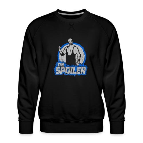 The Spoiler - Men's Premium Sweatshirt