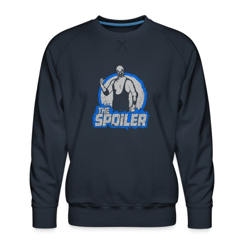 The Spoiler - Men's Premium Sweatshirt