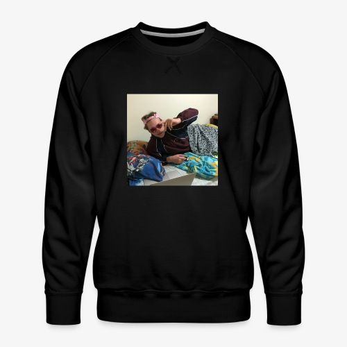 good meme - Men's Premium Sweatshirt