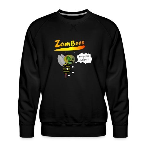 Zombees - Men's Premium Sweatshirt