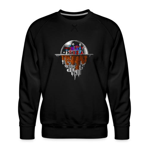 Sky city - Men's Premium Sweatshirt