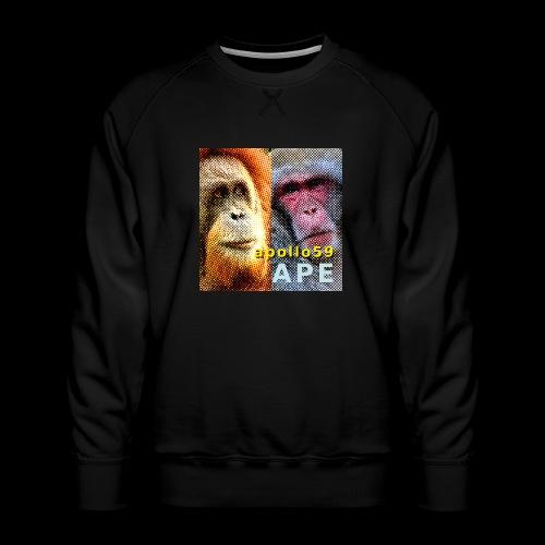 APE - Apollo59 Cover Art - Men's Premium Sweatshirt