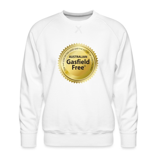 AGF Organic T Shirt - Traditional - Men's Premium Sweatshirt