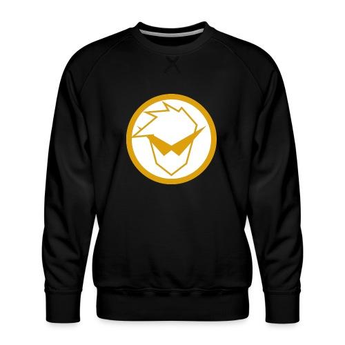 FG Phone Cases (Pure Clean Gold) - Men's Premium Sweatshirt