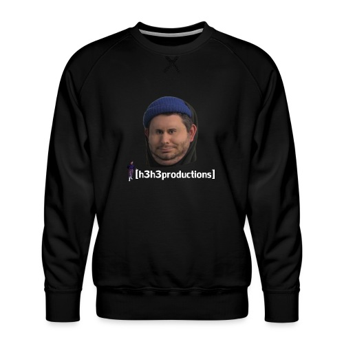 h3h3productions Ethan Klein - Men's Premium Sweatshirt