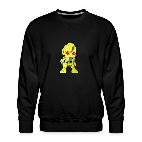 Ex17 Mug - Men's Premium Sweatshirt