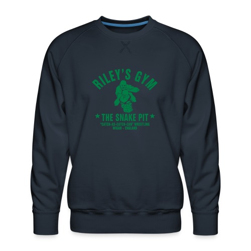 Riley's Gym - Men's Premium Sweatshirt