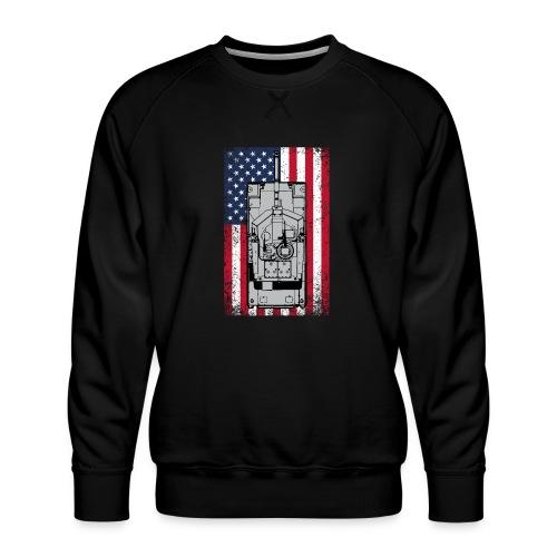 4th of July - Men's Premium Sweatshirt