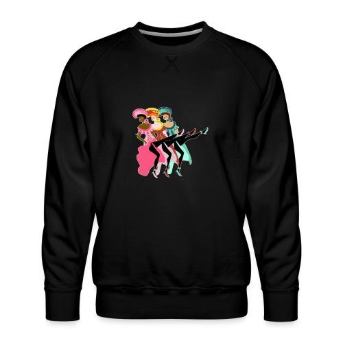 Third Day of Christmas - Men's Premium Sweatshirt
